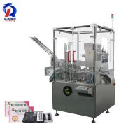 China Automatic High - Speed Cartoning Machine For Pharmaceutical Cartons Or Boxes wholesale