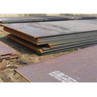 China Hot Rolled MS plate / black iron plate S235 S355 SS400 A36 A283 Q235 Q345 wholesale