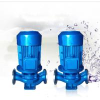 China Horizontal Single Stage Centrifugal Pump Cast Iron Stainless Steel Clean Water Boost ISG Vertical Pipeline wholesale