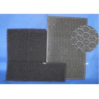 China High Air Flow  Activated Carbon Mesh ,  Low Resistance Home Charcoal Filter wholesale