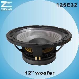 China Woofer Driver (12SE32) wholesale