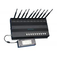 China 2G 3G 4G GPS Cell Phone Wifi Jammer , Mobile Phone Signal Blocker For Schools wholesale