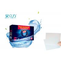 China Nano Molecular Super Condensed Laundry Detergent Sheets Soap Type wholesale