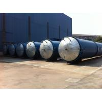China Saturated Steam Wood Autoclave / Wood Block Machine High Temperature wholesale