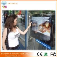 "China 7""-180"" interactive touch foil usb interface multi 2points interactive touch foil interactive projection foil on sale"