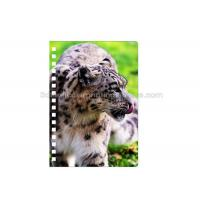 Quality PP Cute Pattern Lenticular Notebook For Kid for sale