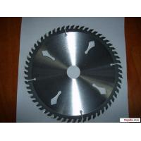 China Multi TCT circular saw blade chipboard wood cutting slitting peper and plastic on sale