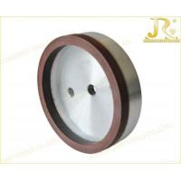 China Resin Bond Diamond & Cbn Grinding Wheel For Glass Machine on sale
