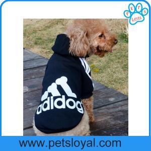 China Factory Wholesale Pet Supply Product Cheap Dog Clothes Large Pet Dog Coat Dog Clothes wholesale