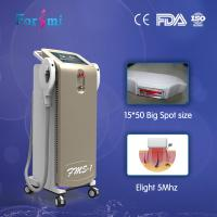 China skin care ipl equip vertical ipl beauty equipment 1-10ms Pulse width wholesale