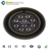 China 10 Way Cable Mount Plug Connector, Socket Contacts,Shell Size 18, Screw Coupling, MIL-DTL- wholesale