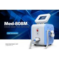 Buy cheap Painless Hair Removal Treatment 808 nm Laser Hair Removal Machine MED product