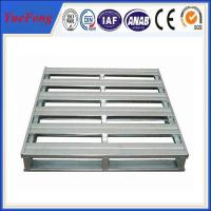 China China manufacture warehouse aluminum pallet for sale/aluminum pallet/euro pallets for sale wholesale