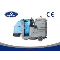 China Dycon Classical Design Performance Well Single Brush Floor Scrubber Dyer Machine wholesale