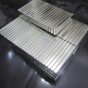 China Hotsale ndfeb square magnets wholesale