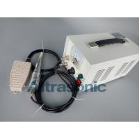 China No Noise High Speed 40khz Ultrasonic Cutter For Accurate Trimming / Deflashing wholesale