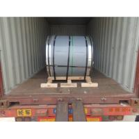 China ASTM 304 / 304L Cold Rolled Stainless Steel Coils 7 Gauge - 26 Gauge wholesale