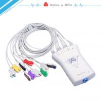 China Medical Standard 12 Lead Stress Test ECG Electrocardiograph Machine With CE wholesale
