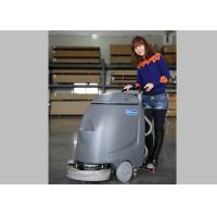 Buy cheap Orange Dycon Mini Cable Floor Scrubber Dryer Machine With AC Power from wholesalers