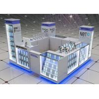 China Durable Small Space Cell Phone Display Fixtures For Shopping Mall Display wholesale