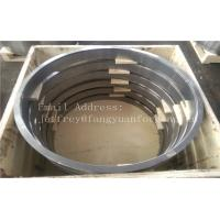 China 10CrMo9-10 1.7380 DIN 17243 Alloy Steel Forged Rings Quenced And Tempered Heat Treatment  Proof Machined wholesale