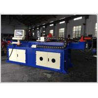 China High Efficiency Hydraulic Pipe Bending Machine , Stainless Steel Pipe Bender on sale
