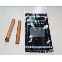 China Moisture Proof Gravure Printing Plastic Cigar Packaging Bag , 6mm Diameter wholesale