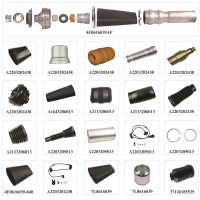 Buy cheap Shock Absorber Rubber for Rear Air Spring For Toyota Prado 48090-35011 48080 from wholesalers