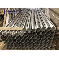 Quality C / U Channel Industrial Aluminum Profile High Strength For Construction Buildings for sale