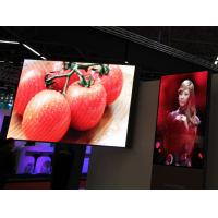 Quality Full Color Stage LED Screen 1R1G1B Slim Large High Resolution indoor led screen rental Wide View Angle for sale