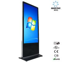 China High Resolution Touch Screen Display Kiosk , Interactive Touch Screen Digital Signage wholesale