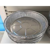 Quality 8011 H22 Aluminium Food Container Foil Two Sides Bright Food Contact Level for sale