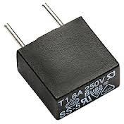 China 300Vac SS-5H Series Of Subminiature Time-delay Axial Leaded Fuses wholesale