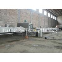 China Metal Stone Coated Roof Tile Machine Roll Form Equipment 6-10pcs/min wholesale