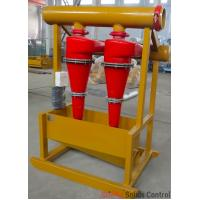 China Oil rig drilling mud process solids control hydrocyclone desander separator wholesale