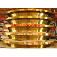 China RC-BL AS2129 Forged Steel Flanges Flat Face / Full Face Flange Gasket wholesale