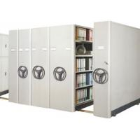 Spacesaver Library high density Mobile File Shelving Racking System