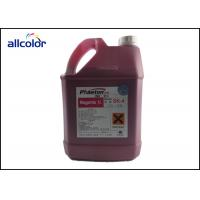 China SK4 Challenger Pheaton Printer Solvent Ink / Mild Solvent Ink For Seiko 510 35pl wholesale
