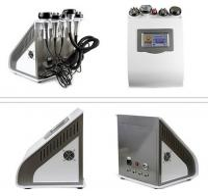 China Vacuum Fractional RF Diode Laser Lipo Cavitation Machine reduce stretch marks wholesale