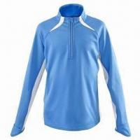 China Children's Thermal Sweater in Blue wholesale