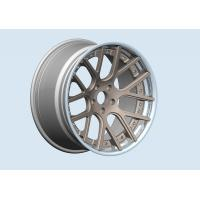 China BSL11/3 piece wheels /step lip/forged wheels/front mount rims/20x10 wholesale