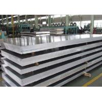 China Mill Finish Aluminum Sheet , Aircraft Aluminum Alloy With Good Machinability wholesale