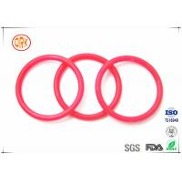 Buy cheap Red NBR O Ring For Auto Parts Oil Resistance And Abrasion Resistance product