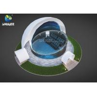 Quality Immersive Projection Coming to a Movie Theater 5D Dome Movie Theater For for sale