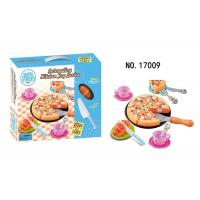 China Highly Realistic Childrens Toy Kitchen Sets For Toddlers Girls / Boys Food Cooking wholesale