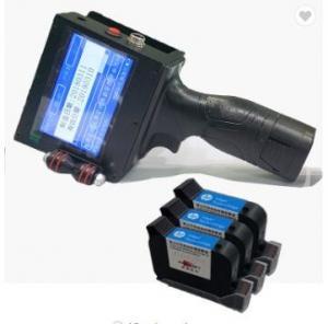 China Smart Handheld Inkjet Marking Machine 1.2mm-12.7mm Printing Height For Packing Field wholesale