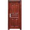 Buy cheap 30 x 78 cheap exterior steel door, delicate steel security door for house from wholesalers