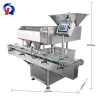 Buy cheap Tablet Capsule Counting And Filling Machine Electric Automatic Pill Counting from wholesalers