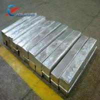 China China manufacture high quality with good price for AlMn Aluminum Manganese master alloy ingot on sale on sale