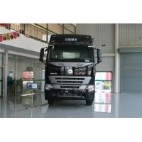 China SINOTRUK HOWO A7 6X4 Tipper Dump Truck 10 Wheeler Left And Right Drive wholesale